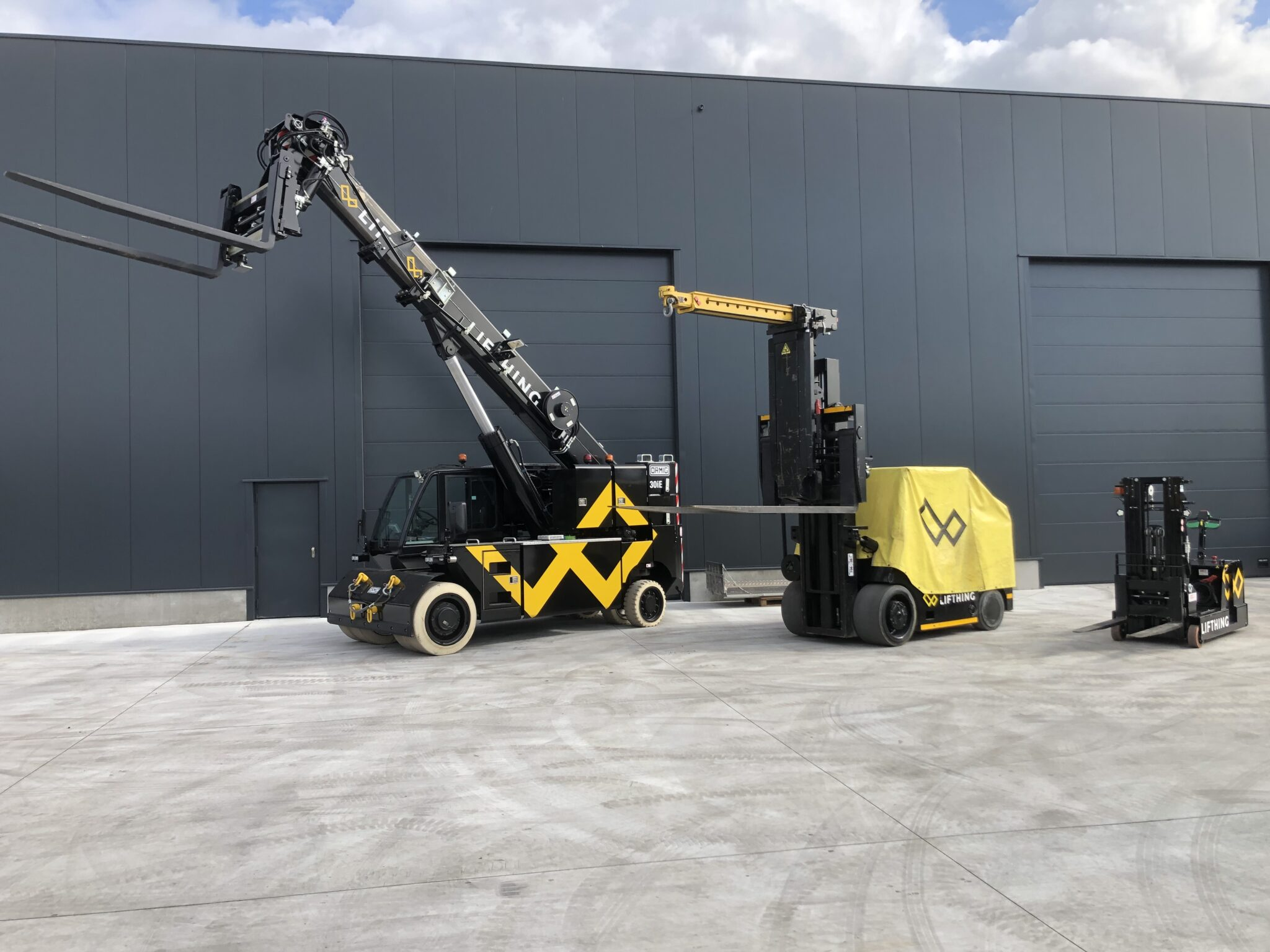 Lifting job – A lifting device for every work